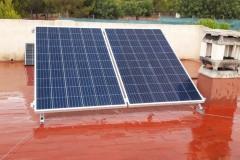 Instalación fotovoltaica para autoconsumo en chalets