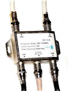 Commutador Diseqc RF TOrrent