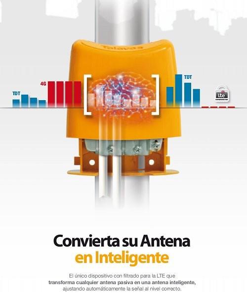 Convierta su antena en inteligente
