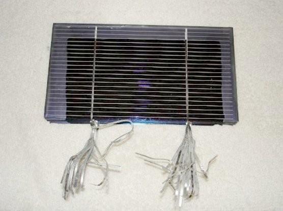 Cómo construí un Panel Solar Casero