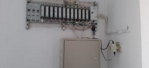 Instalación Amplificadores Ikusi