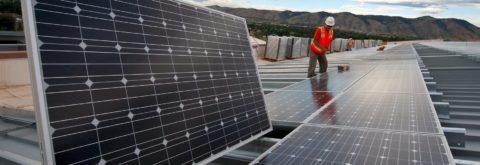 INVERSORES DE TENSIÓN ENERGÍA SOLAR FOTOVOLTAICA