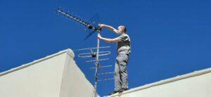 Instalación antenas RF Torrent