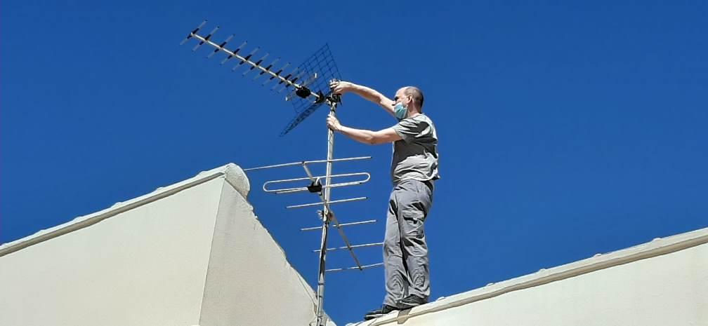 Antenas TDT en Castellón de la Plana