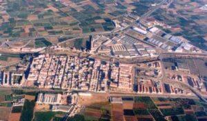 Instalación de antenas en Picanya